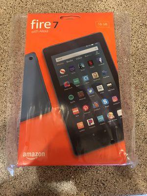Amazon fire 7 tablet 16gb twilight blue for Sale in Avondale, AZ