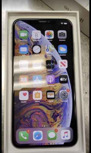 Iphone Xsmax for Sale in Los Angeles, CA