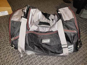 Large Coleman duffle bag for Sale in Bakersfield, CA