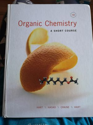 Organic chemistry short course 13th edition for Sale in Chicago, IL
