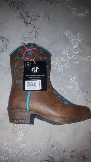 Toddler cowgirl boots for Sale in Pueblo, CO