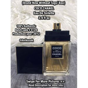 Coco Chanel Perfume Eau De Toilette 3.4 oz | NWOT for Sale in Rochester, NY