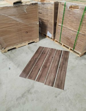Luxury vinyl flooring!!! Only .60 cents a sq ft!! Liquidation close out! for Sale in Glendale, CA