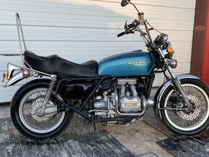 1977 Honda Gold Wing Motorcycle Bike for Sale in Waxahachie, TX