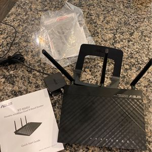 Asus Wifi Router RT-N66U for Sale in Bothell, WA