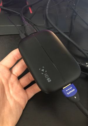 Elgato HD60 for Sale in Hollywood, FL