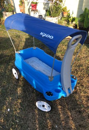 Igloo cooler/ wagon for Sale in Chino, CA