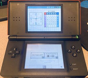 Nintendo DS Lite Red for Sale in Irvine, CA