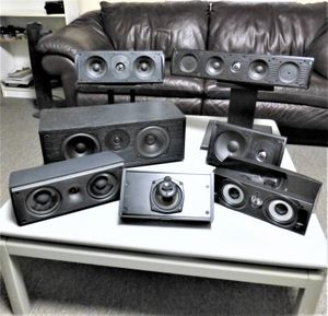 Center Channel Speakers - Assorted Prices for Sale in Aurora, CO