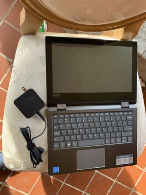 "Lenovo FLEX 6-11IGM 2-IN-1 Laptop N4000 64GB 4GB 11.6"" Touch WIN10 81A70005US BRAND NEW NEVER USED for Sale in Miami, FL"