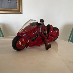 Akira Figure Kaneda + Kaneda's Bike Toys Japan for Sale in Miami, FL
