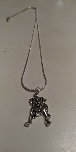 """New! 20"""" boxer dog necklace for Sale in Brainerd, MN"""