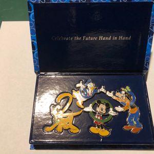 Walt Disney Commemorative Pins / Lot #4 for Sale in Hillsboro, OR