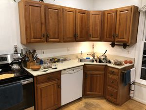 Solid Cherry Kitchen Cabinets for Sale in Middleburg, VA