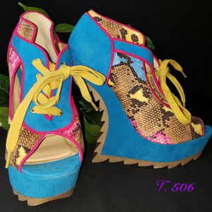New colorful AntiGravity Wedges for Sale in Washington, DC