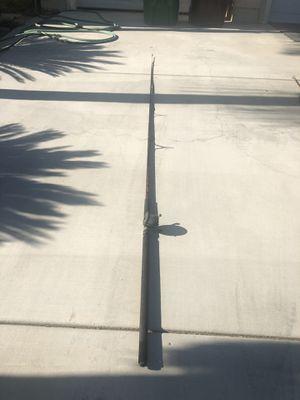 12 feet ocean rod and reel - MASTER for Sale in Riverside, CA