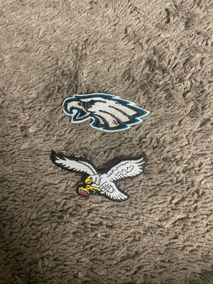 Philadelphia Eagles Iron -on -patch for Sale in Los Angeles, CA
