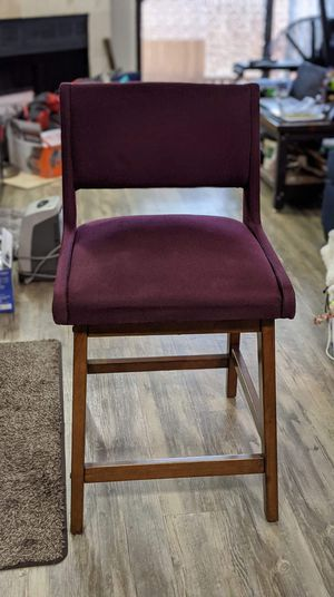 Purple bar stool for Sale in San Diego, CA