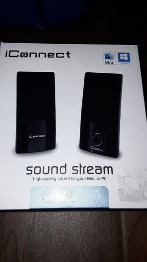 New iconnect sound steam for Sale in Lemon Grove, CA