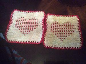 Crochet pot holders for Sale in Easton, PA