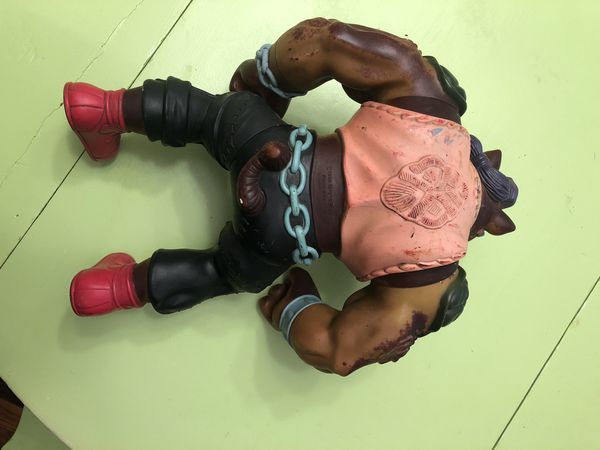 1990 Teenage Mutant Ninja Turtles Bebop
