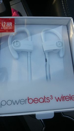 Powerbeats 3 wireless for Sale in Arvada, CO