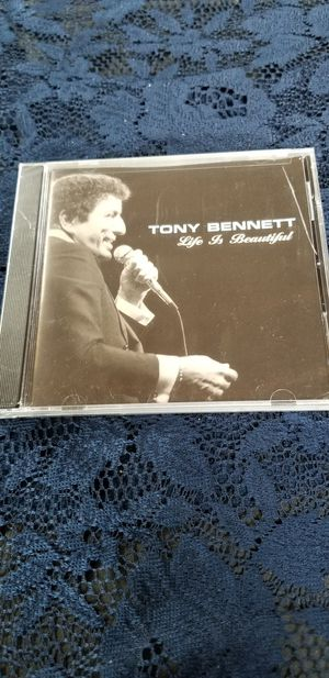 Tony bennet cd for Sale in Piney Flats, TN