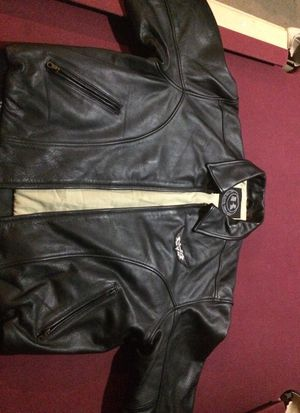 Leather Motorcycle jacket Kawasaki for Sale in Altamonte Springs, FL
