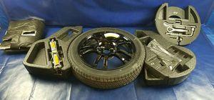 INFINITI Q50 SPARE TIRE WHEEL W/ TOOL KIT SET & TRUNK FOAM STORAGE # 58756 for Sale in Fort Lauderdale, FL