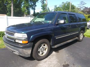 2005 Chevy Suburban, new tires, insp, runs great! for Sale in Philadelphia, PA