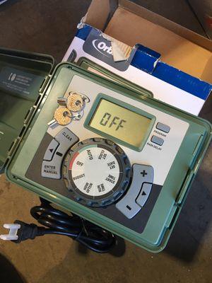 Orbit 12 station sprinkler timer for Sale in Westminster, CA