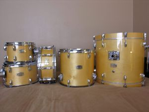New Yamaha Drums Set Stage Custom Birch for Sale in National City, CA
