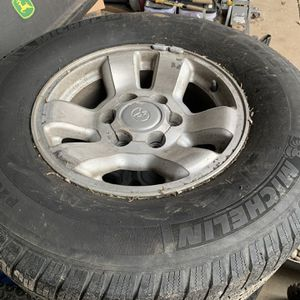 Oem Toyota 3rd Gen Wheels for Sale in Snohomish, WA
