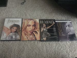 Beyonce DVD's for Sale in Charlotte, NC