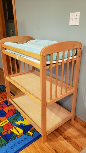 Changing Table for Baby. for Sale in Everett, WA