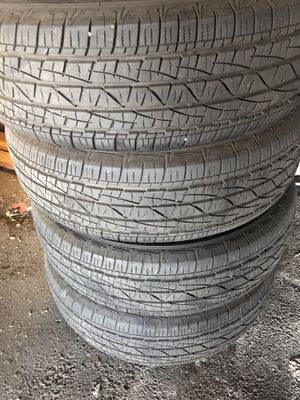 "Para la Truck!! Set of 4 TIRES ""FIRESTONE""245/75 R16 for Sale in Los Angeles, CA"