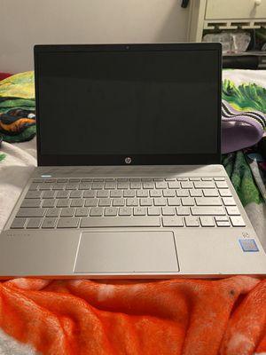 """Hp Pavilion 13.3"""" Fingerprint Reader Windows 10 Laptop for Sale in Hollywood, FL"""