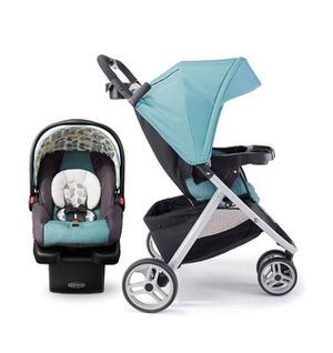 GRACO TRAVEL Stroller and car seat for Sale in Payson, AZ