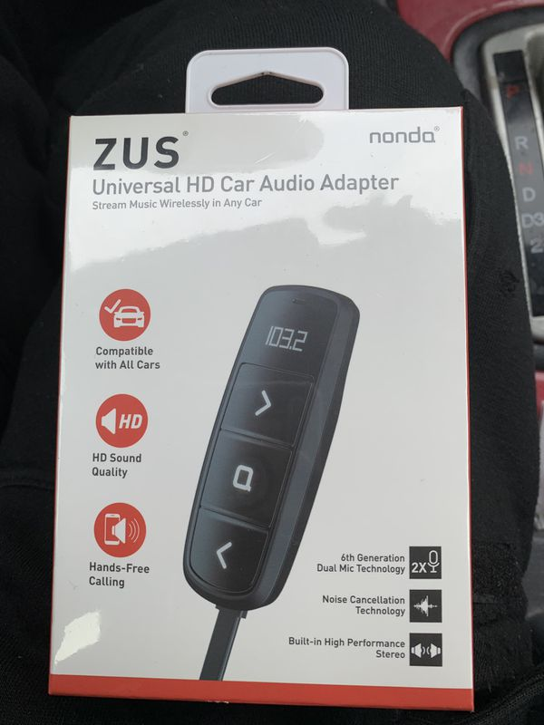 ZUS Wireless Steering-Wheel CarPlay Adapter