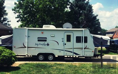 2005 Jayco Feather Trailer Travel for Sale in Houston,  TX