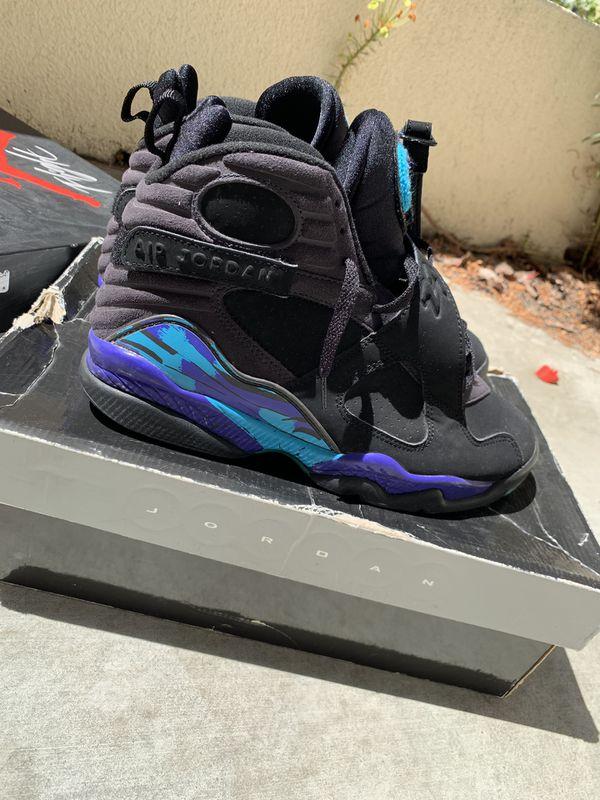 Aqua 8 Size 9