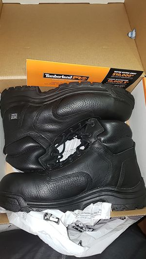 Timberland work boots for Sale in Aurora, IL
