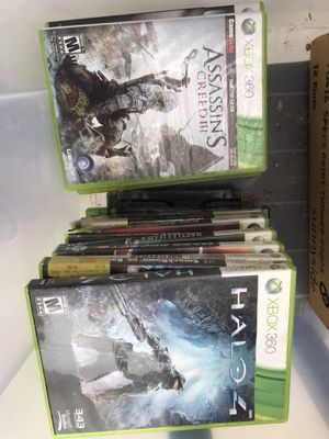 Xbox games for Sale in Moreno Valley, CA