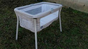 Chicco beside bassinet, BRAND NEW for Sale in Greenville, SC