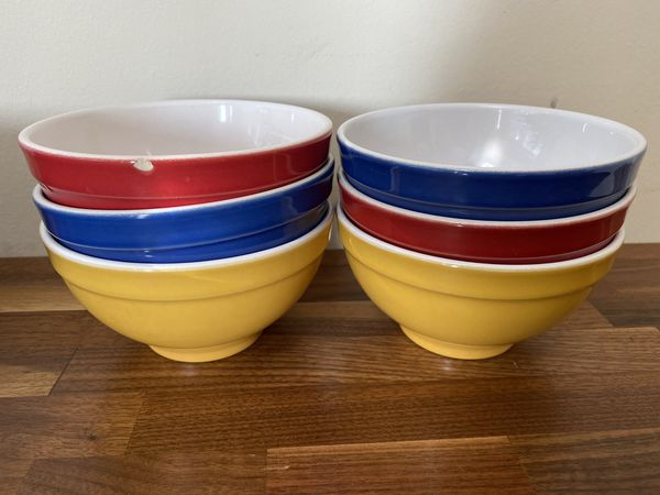Williams Sonoma Emily Henry cereal bowls