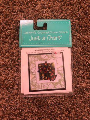 Cross Stitch Pattern for Sale in Nampa, ID