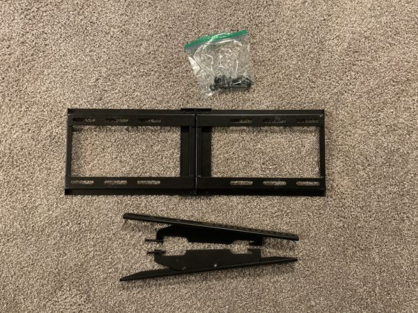 ECHOGEAR Tilting TV Wall Mount with Low Profile Design for 32-70 inch TVs