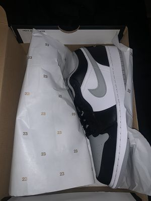 Jordan 1 low smoke grey for Sale in San Diego, CA