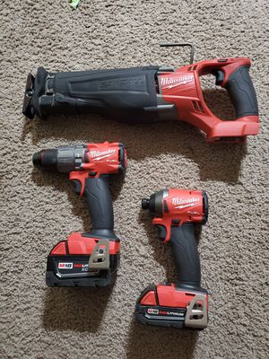 Conbo Milwaukee m18 fuel brushless for Sale in Springfield, VA