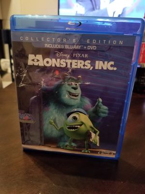 Monsters, Inc Collector's Edition for Sale in Grand Prairie, TX